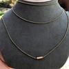 Georgian Period Barrel Clasp Chain 4