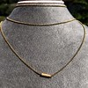 Georgian Period Barrel Clasp Chain 10