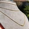 Georgian Period Barrel Clasp Chain 11