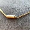 Georgian Period Barrel Clasp Chain 6