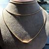 Georgian Period Barrel Clasp Chain 9