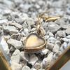 Georgian Rose Cut Diamond Pendant 19