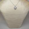 Heart Motif Diamond Locket 8
