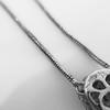 Lariat Style Diamond Necklace 16