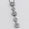 Lariat Style Diamond Necklace 6
