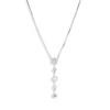 Lariat Style Diamond Necklace 0