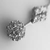 Lariat Style Diamond Necklace 13