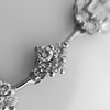 Lariat Style Diamond Necklace 15