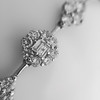 Lariat Style Diamond Necklace 12