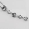 Lariat Style Diamond Necklace 14