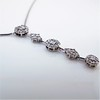 Lariat Style Diamond Necklace 4