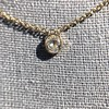 .53ct Antique Cushion Bezel Pendant, in Yellow Gold 5