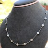 4.05ctw Old European Cut Diamonds-by-the-yard Necklace 10