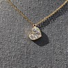 .64ctw Askew Heart Diamond Mosaic Pendant, in Yellow Gold 17