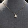 .64ctw Askew Heart Diamond Mosaic Pendant, in Yellow Gold 16