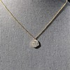 .64ctw Askew Heart Diamond Mosaic Pendant, in Yellow Gold 7