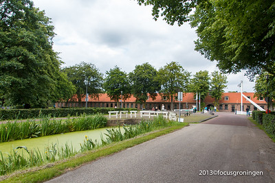 nederland 2013, veenhuizen,  generaal van de boschweg, gevangenismuseum