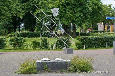 nederland 2013, veenhuizen, generaal van de boschweg