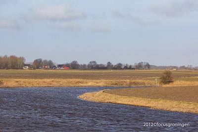 nederland 2012, aduaderzijl, reitdiep
