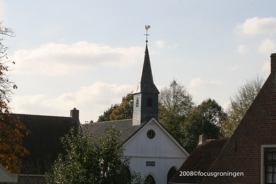 nederland 2008, bourtange, kerken
