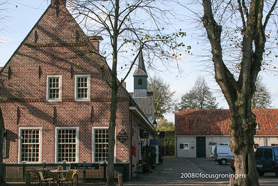 nederland 2008, bourtange