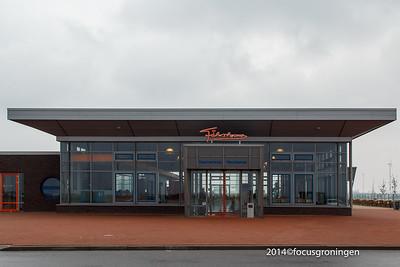 nederland 2014, eemshaven, borkumkade