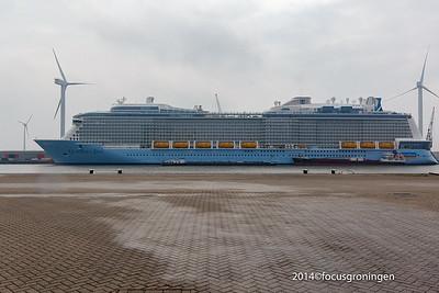 nederland 2014, eemshaven, westlob