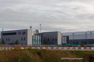 nederland 2020, eemshaven, oostpolder, google datacentrum