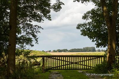 nederland 2012, ezinge, allersmaweg, allersmaborg