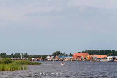 nederland 2011, zoutkamp, reitdiepskade, reitdiep