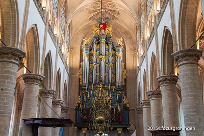 nederland 2015, breda, grote of onze lieve vrouwe kerk, kerkplein
