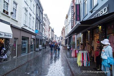 nederland 2015, breda, lange brugstraat