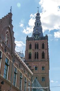 nederland 2011, den bosch, torenstraat, sint janskathedraal
