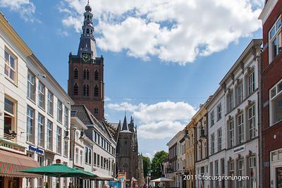 nederland 2011, den bosch, kerkstraat