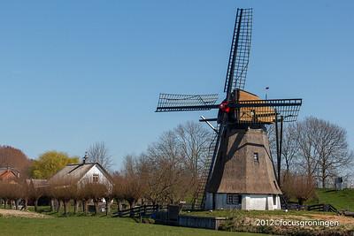 nederland 2012, werkendam, schans 22, vervoorne molen