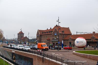 nederland 2016, deventer, stationsplein