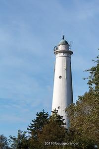 nederland 2011, schiermonnikoog, torenstreek, watertoren