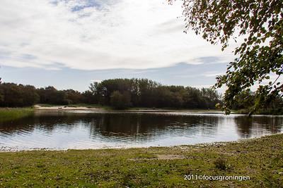 nederland 2011, schiermonnikoog, berkenplas