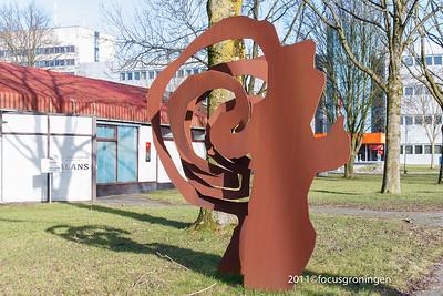 nederland 2011, groningen, blauwborgje, roep om kennis