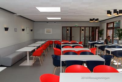 nederland 2014, groningen, iepenlaan, selwerderhof, opening renovatie aula