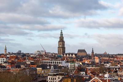 nederland 2011, groningen, centrum