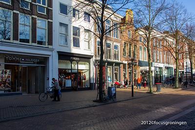 nederland 2012, groningen, akerkhof
