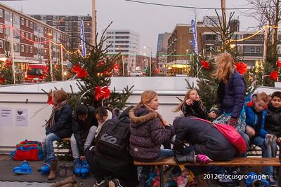 nederland 2012, groningen, overwinningsplein