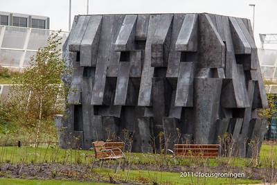 nederland 2011, groningen, laan van de vrijheid, liberté