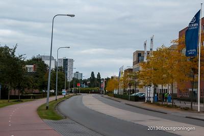 nederland 2013, groningen, paterswoldseweg