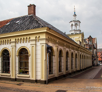 nederland 2013, groningen, gasthuisstraatje,  jacob- en annagasthuis