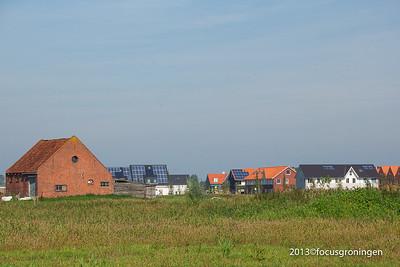 nederland 2013, groningen, meeroeverslaan zuidboldersweg