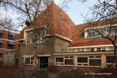 nederland 2013, groningen, haydenlaan, joseph haydnschool