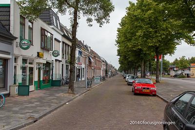 nederland 2014, groningen, bedumerweg