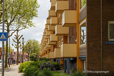 nederland 2015, groningen, asingastraat
